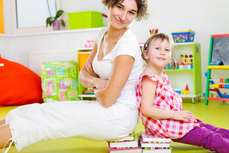 Karriere als Tagesmutter – Tageseltern