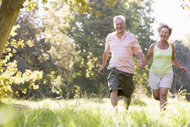 Fit und Gesund im Alter