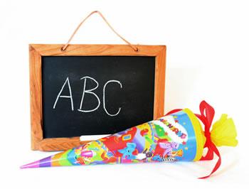 Schulanfang - Tipps zur Schultüte